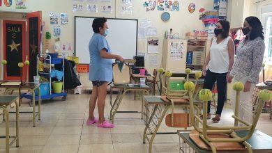 Photo of El Ayuntamiento destina a cada colegio dos empleados 'extra' para reforzar la limpieza de las instalaciones