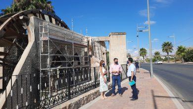 Photo of La Noria entre andamios: avanzan las obras de restauración