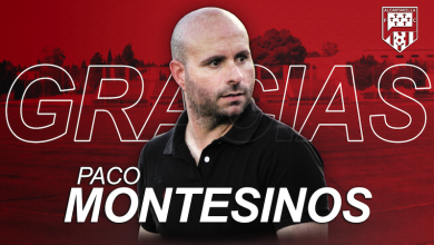Photo of Paco Montesinos deja de entrenar al Alcantarilla FC y ficha por un equipo de Andorra