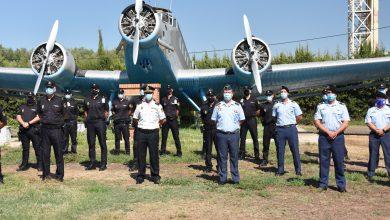 Photo of Policías nacionales y militares participan en la Base Aérea en un curso de conducción de seguridad