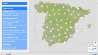 Photo of Una DANA que comienza en Baleares puede alcanzar la Región
