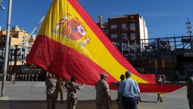 Photo of El alcalde pide a los vecinos en un bando que pongan banderas en los balcones por la Fiesta Nacional