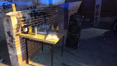 Photo of La Policía disuelve un botellón vecinal con equipo de música incluido en San José Obrero