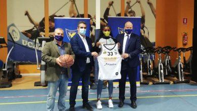 Photo of La UCAM renueva su patrocinio al CB Jairis, que presentan oficialmente a Clitan Sousa