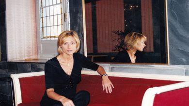 Photo of Que quede entre nos. Mónica Pont, en el teatro Romea de Murcia (años 90)