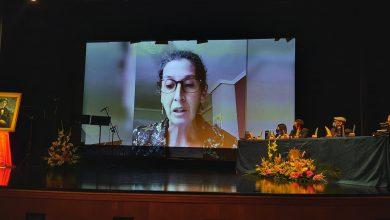 Photo of La madrileña Ana Rosa García y el argentino Maximiliano Sacristán reciben los premios Jara Carrillo