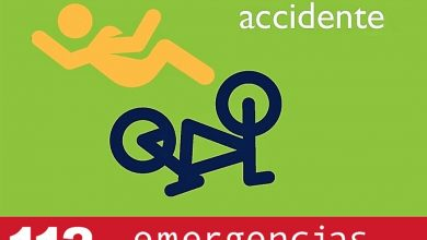 Photo of Herido un ciclista de 30 años en el puente Las Tejeras de Sangonera la Seca en un accidente con un turismo