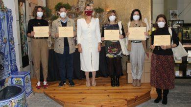 Photo of El IES Sanje recoge el premio al consumo responsable del concurso Consumópolis