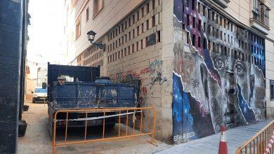 Photo of Obras de mejora de aceras y de accesibilidad en las calles Val, Aurora y Sevilla