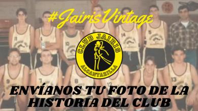 Photo of El CB Jairis pide a sus deportistas históricos que aporten fotos antiguas para un álbum 'vintage'