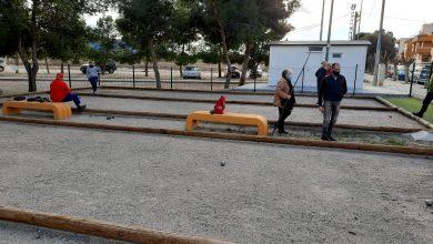 Photo of Mejoran las instalaciones de la pista de petanca Ramón Mayor de Las Tejeras