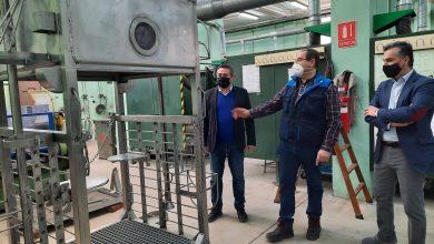 Photo of Alumnos de Sanje construyen un simulador de buceo para un centro de formación profesional