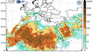 Photo of La entrada de polvo africano puede ocasionar problemas respiratorios y lluvias de barro