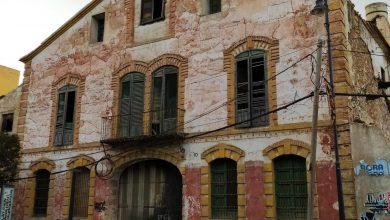 Photo of Legado denuncia el mal estado de la Casa Esteva, la primera fábrica de conservas de Alcantarilla