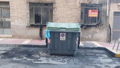 Photo of Somos Región pide que se repongan todos los contenedores quemados, no solo los de centro