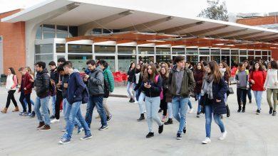Photo of El lunes comienza el plazo de admisión de alumnos para el curso 2021/22