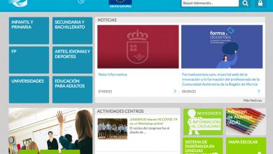 Photo of Los hackers atacan el portal Educarm, que contiene datos personales de 23.000 docentes
