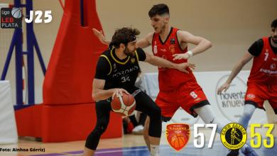 Photo of Hozono Global Jairis se hace el harakiri en el último cuarto frente al Basket Navarra