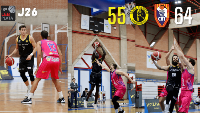 Photo of Hozono Global Jairis acaba la liga regular con un gris partido frente a CB Tarragona (55-64)