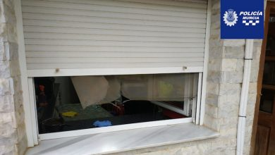 Photo of Rescatan a una mujer mayor que estaba sola en su casa de Sangonera la Verde convulsionando por un ictus