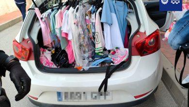 Photo of Sanción para un vendedor ambulante de ropa en La Ñora