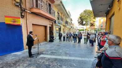 Photo of Antonio 'el Manco' ya tiene calle en Alcantarilla