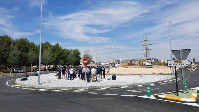 Photo of Finalizan las obras el Camino de los Soldados, que conecta Alcantarilla con el Polígono Industrial Oeste y El Palmar