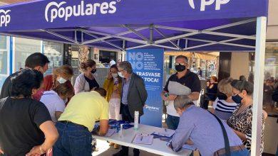 Photo of El Partido Popular recoge firmas contra la modificación de las tarifas del Trasvase