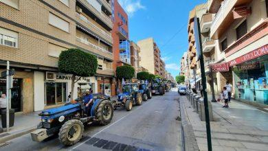 Photo of Los tractores toman la calle Mayor para reivindicar la continuidad del trasvase Tajo-Segura