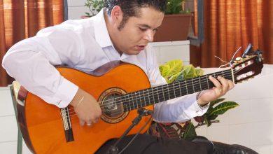 Photo of El guitarrista alcantarillero Faustino Fernández y el cantaor Arcángel actúan el Día de la Región en el Auditorio