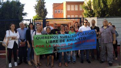 Photo of El amianto no será retirado de los colegios de Alcantarilla hasta el curso 2022-23