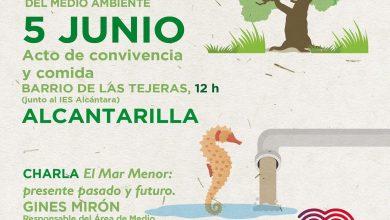 Photo of Charla sobre el Mar Menor por el Día del Medio Ambiente, este sábado en Tejeras