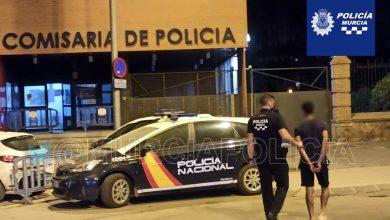 Photo of Detenido en La Ñora un joven por agresión y amenazas a su pareja