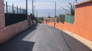 Photo of Arreglan los caminos del Mercado de Ganado y Jazmín con nueva capa asfáltica