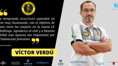Photo of Víctor Verdú seguirá al frente del Hozono Global Jairis en LF Challenge