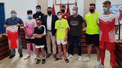 Photo of El Alcantarilla Cfs Sala presenta sus nuevas equipaciones para la próxima temporada