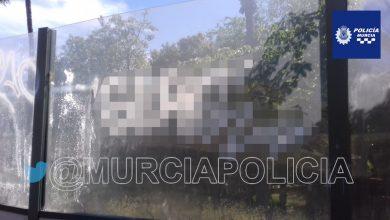 Photo of La Policía Local de Murcia consigue 'cazar' al grafitero al que atribuye 39 pintadas