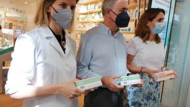 Photo of Las oficinas de farmacia de la Región ya dispensan el test de autodiagnóstico de Covid