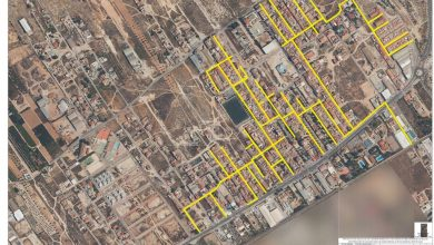 Photo of Cincuenta calles de Sangonera la Seca tendrán nuevo asfalto y nueva red de gas natural