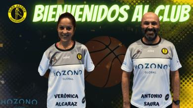 Photo of Verónica Alcaraz y Antonio Saura se unen al cuerpo técnico del Club Baloncesto Jairis