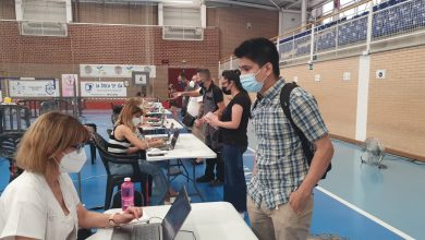 Photo of El martes comienza la vacunación masiva en Alcantarilla de jóvenes de 12 a 19 años