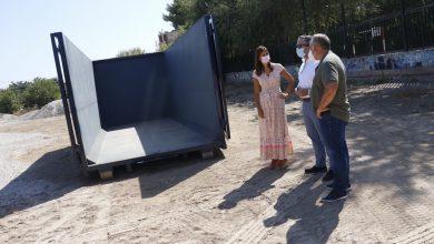 Photo of Sangonera la Seca y La Raya dispondrán de contenedores para depositar enseres y residuos voluminosos