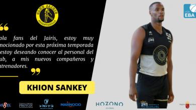 Photo of El todoterreno Khion Sankey completa la plantilla del Hozono Global Jairis