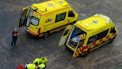 Photo of Cinco heridos trasladados al hospital tras la colisión frontal de dos vehículos en Javalí Nuevo