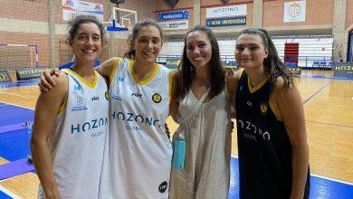 Photo of Hozono Global Jairis juega hoy sábado el III Torneo Ciudad de Alcantarilla frente al NB Paterna