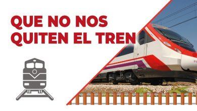 Photo of Manifestación en Murcia este sábado para pedir que no se cierre la línea de ferrocarril de Cercanías