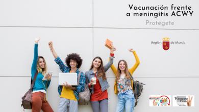 Photo of Vacunación este martes contra el Covid y la meningitis en el pabellón Jara Carrillo