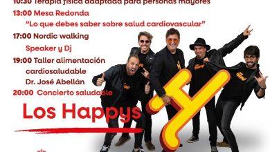Photo of Alcantarilla celebra hoy el Día del Corazón con talleres, zumba y el concierto de Los Happys