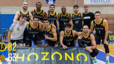 Photo of Victoria solvente del Hozono Global Jairis frente a Molina Basket (82-63)