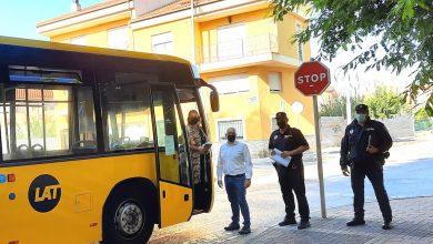 Photo of Dos autobuses gratuitos trasladarán a los vecinos hasta el mercado semanal